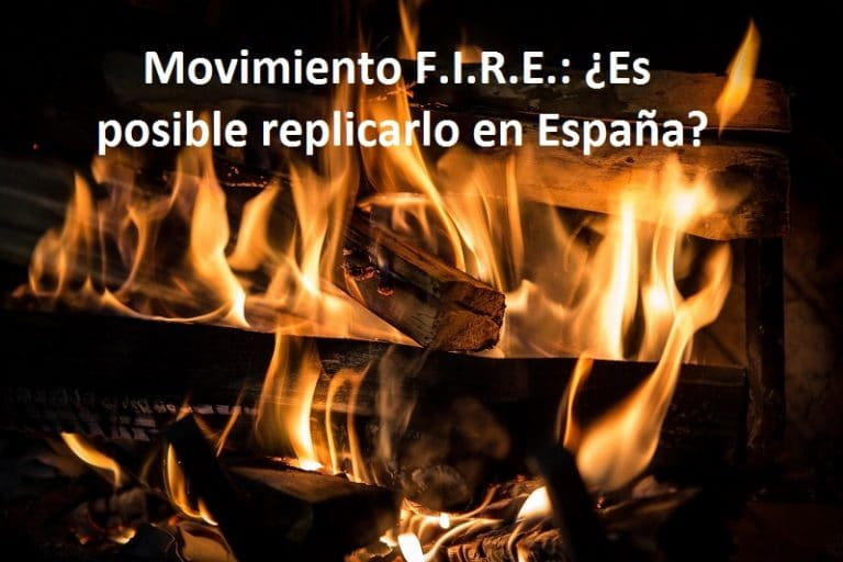 Movimiento F.I.R.E.: ¿Es posible replicarlo en España?