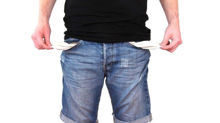 Cómo superar una crisis financiera personal [En 5 pasos]